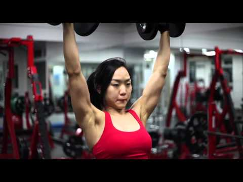 Female Body Fitness Interview - Lee Jin Won