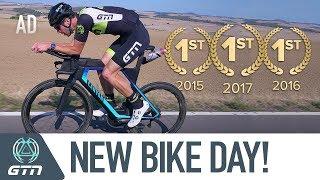 Mark's Ultimate New Bike Day | The Canyon Speedmax CF SLX 8.0