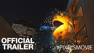 PIXELS - New Trailer - In Cinemas September 10
