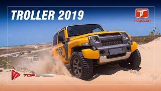 Avaliação Troller T4 2019    Top Speed