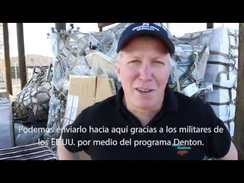 Manos Ayudando a Honduras (Helping Hands for Honduras)