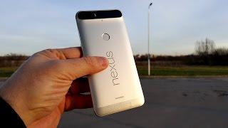 Nexus 6P. Сравнительный обзор. Камера, производительность, автономность, система. #2
