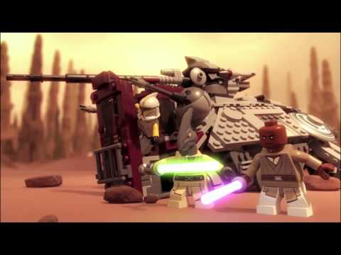 LEGO® Star Wars ™ AT-TE Episode 12 Part 2
