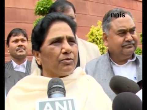 Sadhvi's Comment Will Create Communal Tension- Mayawati