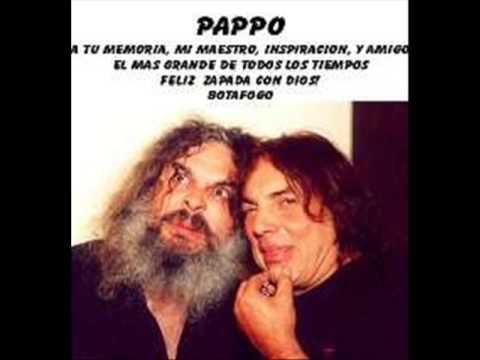 PAPPO Y BOTAFOGO EN EL LIVING