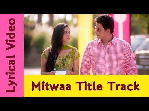 Lyrical: Tu Hi Re Maza Mitwaa - Full Marathi Song With Lyrics - Shankar Mahadevan, Swapnil Joshi video