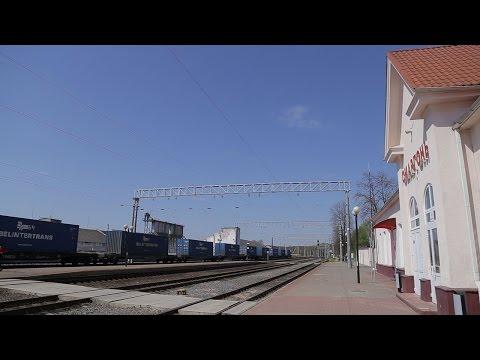 Новости Белорусской железной дороги, май 2017 (Выпуск 61)
