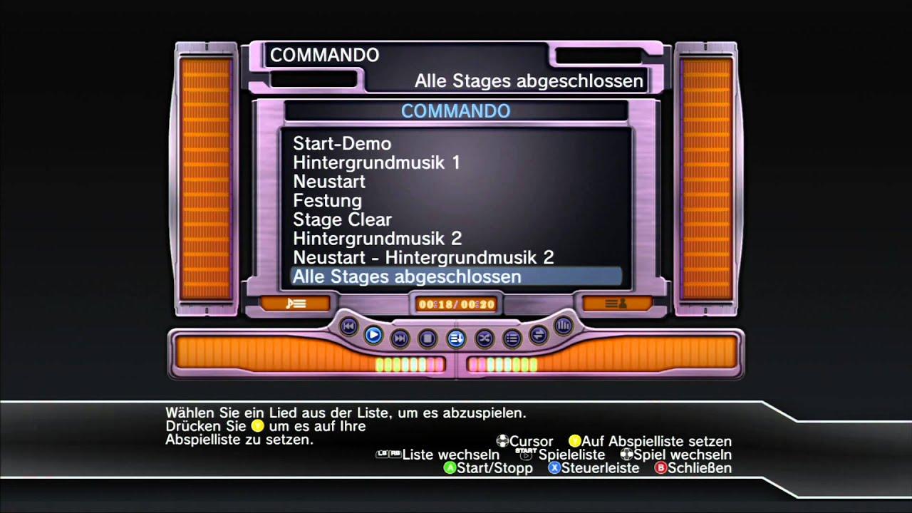 Commando 1985 Arcade Game