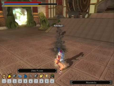 0 Playing as a Magician (Jade Empire in Style)