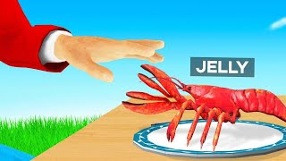 TRY NOT To TOUCH The LOBSTER! (dangerous)