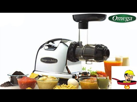Omega 8006 Juicer - PRODUCT REVIEW