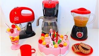 Blender Kitchen Toy Appliance Toys for Kids Mixer Blender Home Kitchen
