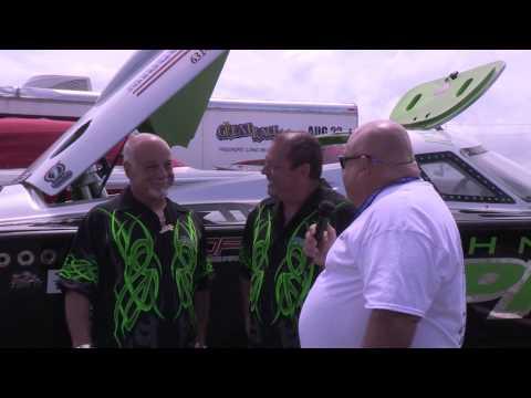 2014 Atlantic City Offshore Grand Prix ~ Race Team Interviews