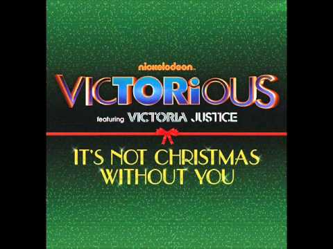 Victorious Cast Ft.victoria Justice - It's Not Christmas Without You video