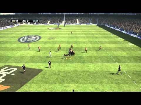 Rugby Challenge PC - HD5970