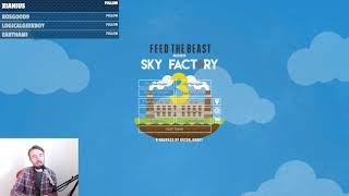 Minecraft: Sky Factory 3 ▫︎ Season 2 ▫︎  It's Free Real Estate!