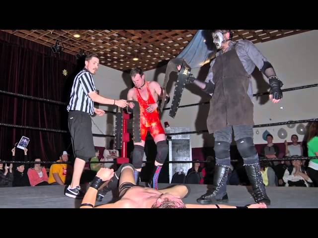 ECCW Extreme Rumble January 8 2011