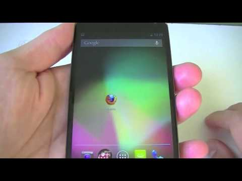 LG Nexus 4 análisis: Vistazo General y review Sistema Operativo