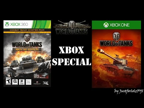 World of Tanks - Funny Moments | XBOX Special!