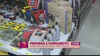Hurricane preparedness tips on Take2