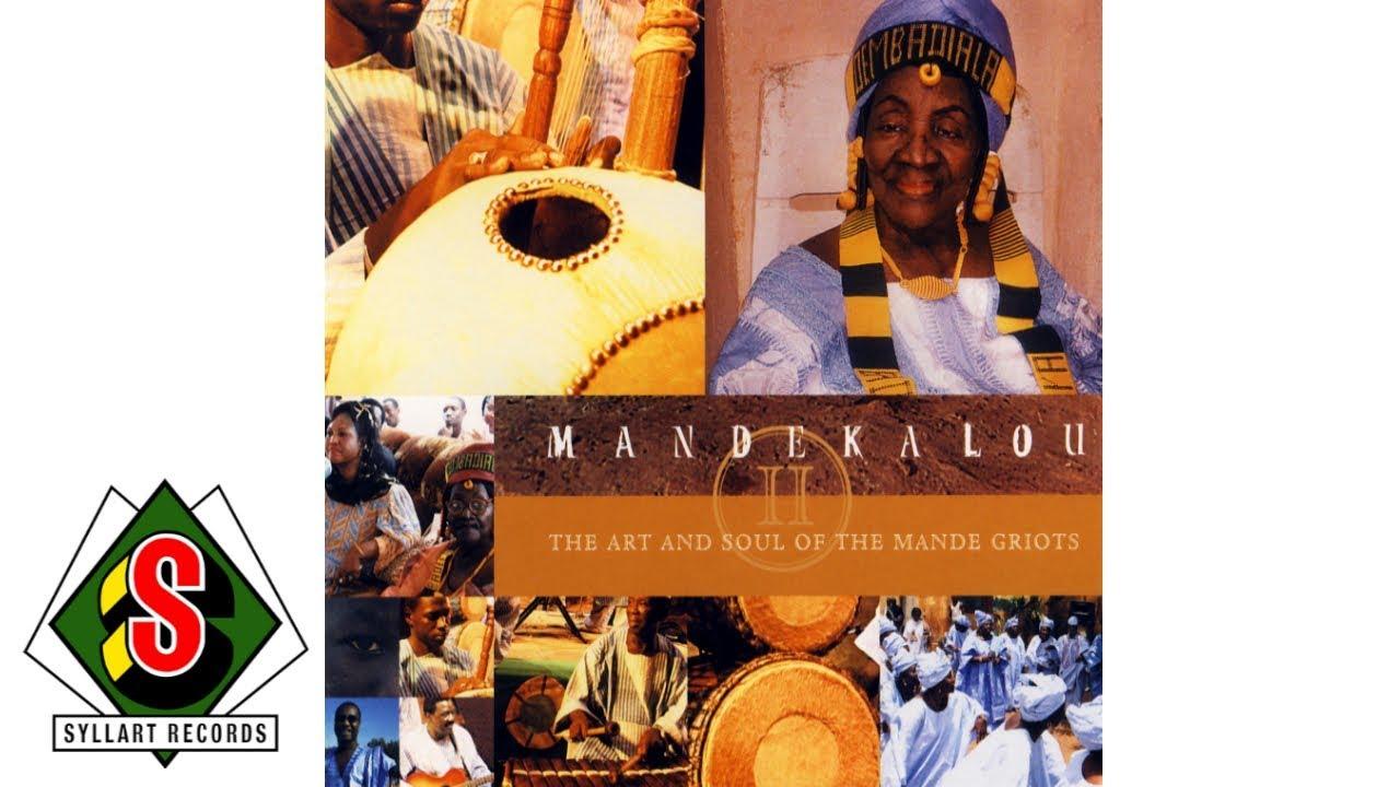 Kerfala Kanté, Sory Kandia Kouyaté, Sékouba Bambino - Nioumanke (audio)