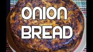 የሽንኩርት ዳቦ በበርበሬ - Onion Bread - Dabo Berbere