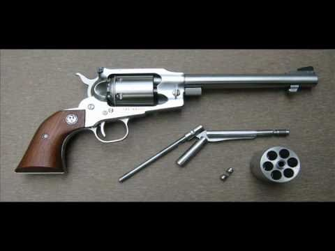 Loading the R&D Conversion Cylinder in a Ruger Old Army