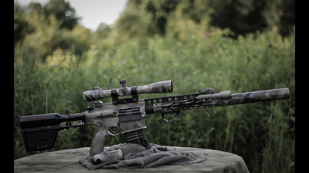 Video recording rifle scope