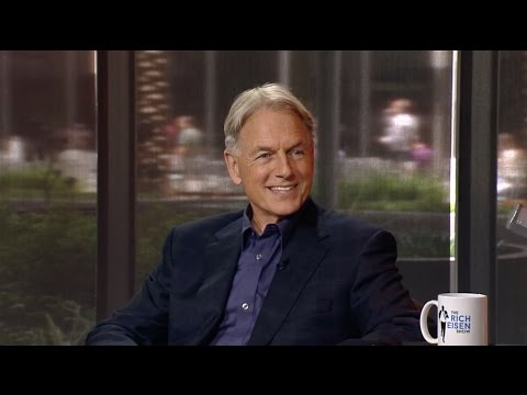 "Actor Mark Harmon Talks ""NCIS"" in Studio on The RE Show (1 of 2) - 5/7/15"