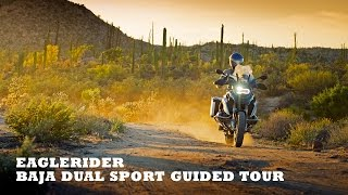 EagleRider Baja Dual Sport Motorcycle Tour Series