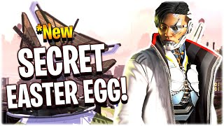 *New Easter Egg in King's Canyon!! (Apex Legends PS4)