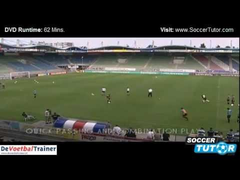 Soccer Training Sessions of the Top Dutch Coaches Vol.1 DVD