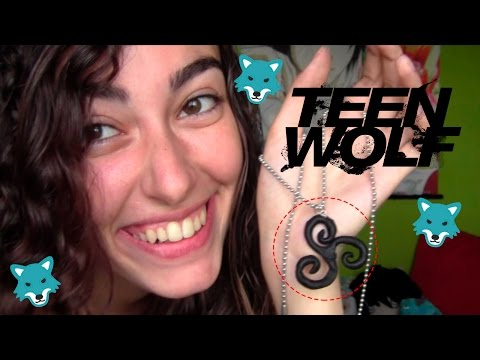 DIY Collar Triskelion - TEEN WOLF
