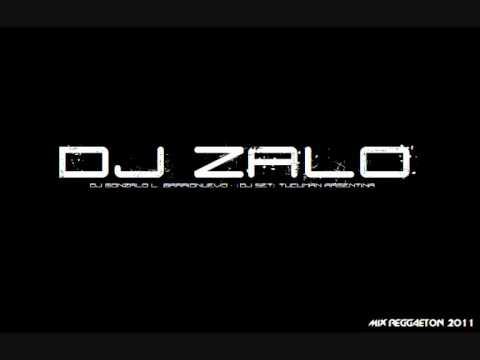 Enganchado reggaeton 2011/2012 - Dj Zalo