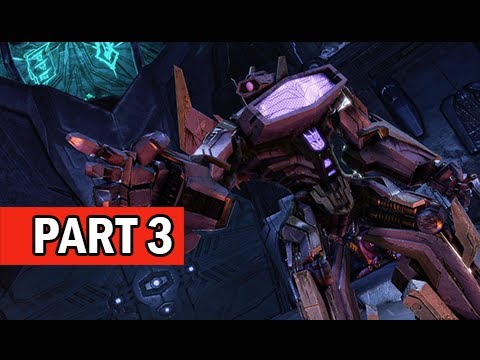 Transformers Rise of the Dark Spark Walkthrough Part 3 - Crystal Guardians (PS4 Gameplay Commentary)