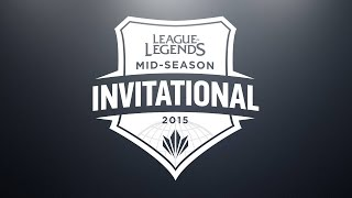 SKT vs TSM - Mid-Season Invitational