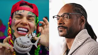 6ix9ine says he's exposing other SNITCHES in Hip Hop. He Calls out SNOOP DOGG & Snoop responds!