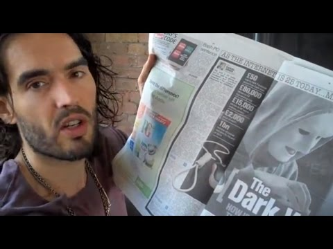 Russell Brand: How To Combat The Bias Distorting ALL Mainstream Media