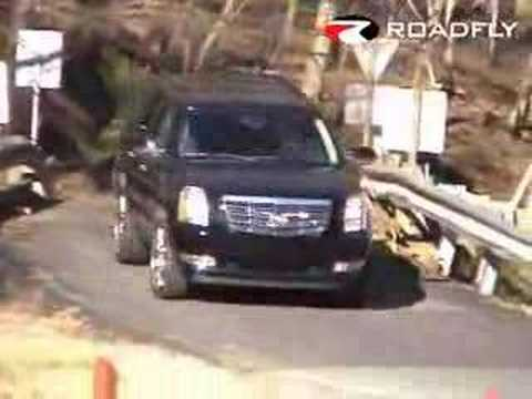Roadfly.com - 2007 Cadillac Escalade Car Review Video