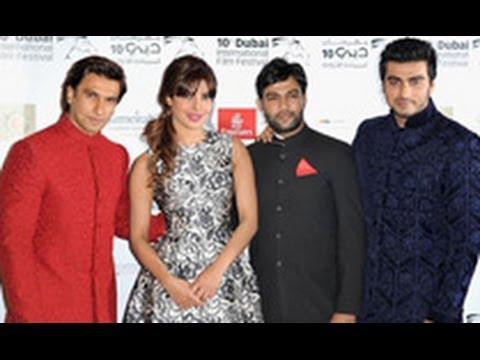 'Gunday' In Dubai! | Hindi Latest News | Trailer | Arjun, Priyanka, Ranveer, DIFF 2013