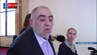 Indznic amen inch spaseli a․ Seyran Saroyan - 01.10.2014
