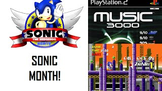 Sonic Month: Oil Ocean Zone - Music 3000 (PS2)