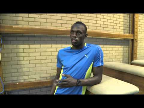 PUMA Meets...Usain Bolt