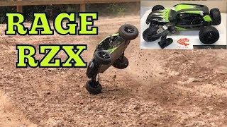Rage RZX first drive and review
