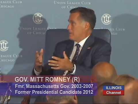 Gov Mitt Romney & Rep Paul Ryan