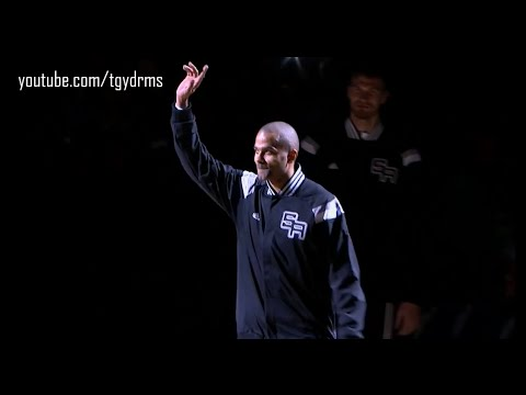 San Antonio Spurs 2014 RING Ceremony [HD]