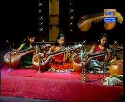 Raghuvamsa - Veena concert