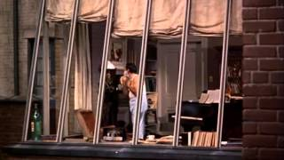 REAR WINDOW Opening (Cinematography)
