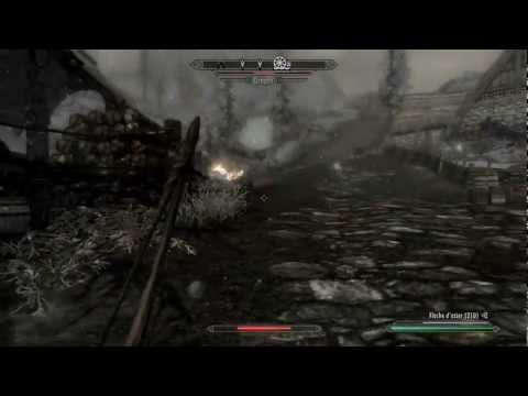 Skyrim : Livre I / Episode 5 : Guilde des assassins et dragon surprise -