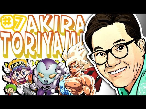 MangakaStory #7 : AKIRA TORIYAMA/DE LA CRISE À LA LÉGENDE